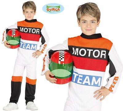 Kinder Rennsport Fahrer Kostüm Kinder Motorrad Rider Outfit - Motorrad Fahrer Kostüme