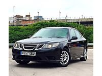 2008 57 SAAB 93 LINEAR AIRFLOW 1.9 TID 120 PX TO CLEAR CHEAPEST ON NET