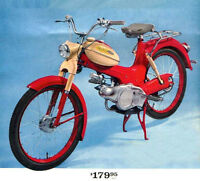 Looking for Vintage Mopeds!
