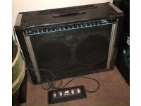 Peavey stereo chorus amplifier vintage and sought after@@!!
