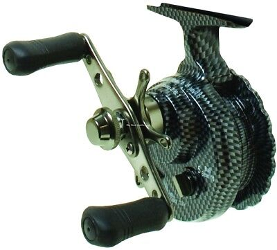 Eagle Claw Graphite Reel (New Eagle Claw Inline Reel Graphite Color ECILIR  )