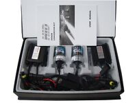H7 55w xenon hid conversion kit 6000k or 8000k new boxed easy upgrade plug and play
