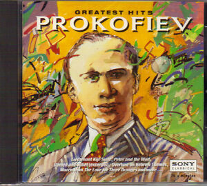 Sergei Prokofiev - Greatest Hits (Sony)