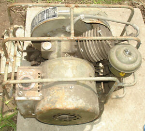 1940's OMC MILITARY 4 STROKE GENERATOR COMPLETE & TURNS OVER Peterborough Peterborough Area image 3