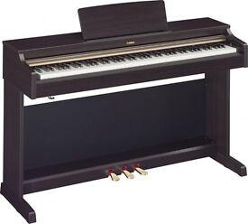 Yamaha Clavinova digital/electric piano for HIRE