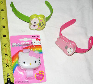 Qty 3 x Hello Kitty Watches & Candy Wrist. London Ontario image 1