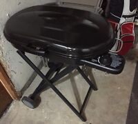 FOLDABLE TAILGATER TRAVEL BBQ
