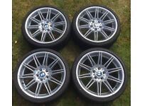 BMW 19' M-Sport Highline Alloys