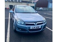 Vauxhall Astra Design 16V Petrol 5 Door Silver