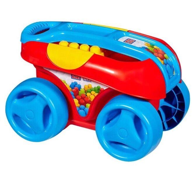 Mega Blocks Play-n-Go Wagon