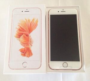 Apple iPhone 6S 16GB Rose Gold. Brand New in Box $525