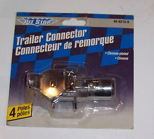 4 Pole Trailer Connector – Only $5