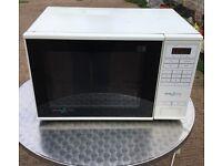 Hinari microwave