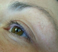 Limitied Time offer 100$ INITIAL EYELASH EXTENSION APPLICATION