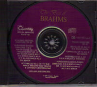 Johannes Brahms (1833-1897) - The Best of Brahms (Quality)