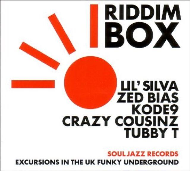 SOUL JAZZ RECORDS PRESENTS/RIDDIM BOX 2 CD NEU