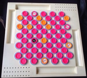 1970 TURNING POINT STRATEGY BOARD GAME BY MATTEL