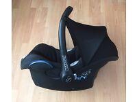 Maxicosi/maxi cosi cabriofix baby car seat