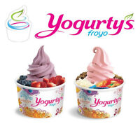Looking for Part-Time Staff at Yogurty's!