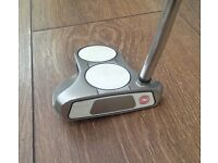 Odyssey White Steel 2-ball putter £35 or best offer