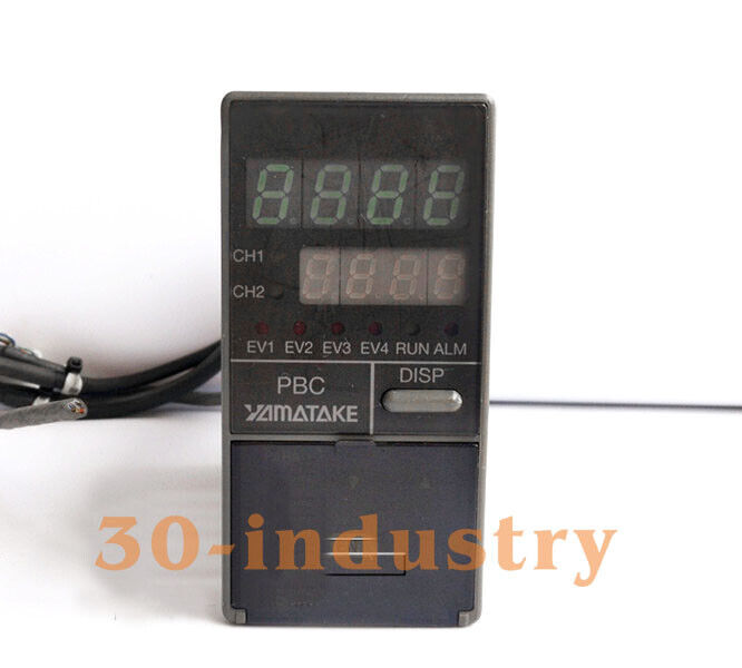 1PCS USED FOR YAMATAKE temperature controller PBC-201VN0