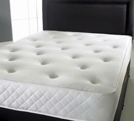 ⭐️⭐️⭐️⭐️⭐️ BALMORAL DEEP COIL SPRUNG & MEMORY LAYER LUXURY MATTRESSES - DELIVERY TODAY ⭐️⭐️⭐️⭐️⭐️