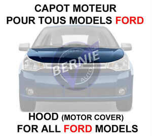 FORD FRONT REAR BUMPER PARE CHOC AVANT MUSTANG FOCUS FUSION F150