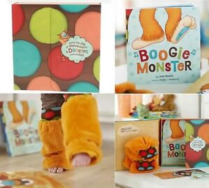 BOOGIE MONSTER DANCE KIT-- BOOK, CD AND COSTUME!!!