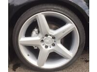 """Few Sets Of 5x100 And 5x112 Alloys *16""""-19"""""""
