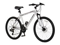 **As New Cross FXT300 Men's Mountain Bike With Extras**