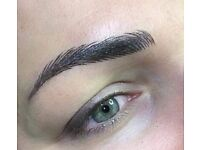 EYEBROW MICROBLADING-Models required to increase portfolio