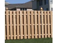 WANTED 6' fence boards new or used