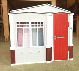 Mattel Barbie fold up dolls house with sound effects