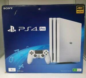 Perfect Condition PS4 Pro 1TB With Box 1 x Controller And Cables
