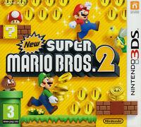 Cherche New Mario Bros 2 ou Pokemon ou Luigi Mansion pour 3DS