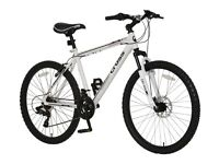 **REDUCED - As New Cross FXT300 Men's Mountain Bike With Extras**