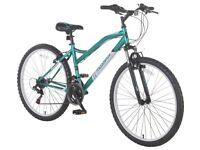 **As New Muddyfox Flare Women's Mountain Bike With Extras**