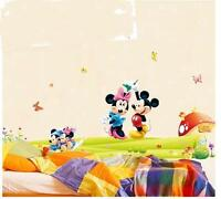 Lover mouse wall stickers