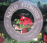 Beautiful Kaslo Florists Sale!!
