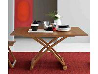 Connubia Calligaris Mascotte designer Coffee/Dining Table
