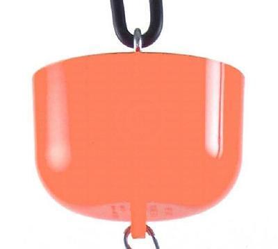 Oriole + Hummingbird Bird Feeder nectar protector Jr, Ant Guard Orange, Ant Moat
