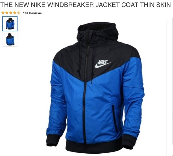 a1254ba3d9 Nike Jacket Blue And Black unit4motors.co.uk