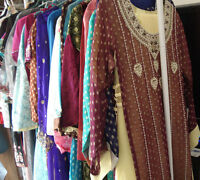 HUGE CLEARANCE SALE - Pakistani / Indian clothing