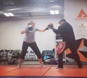LADIES..  Learn Self defence and get in shape London Ontario image 5