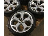 WANTED!! ST ALLOYS FORD FOCUS