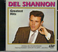 Del Shannon Greatest Hits