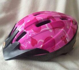 Bell Amigo girls cycling helmet 50-55cm