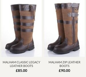 Rydale Malham Classic leather boots