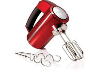 Morphy richards red hand mixer