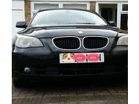 Bmw 5 series 530 d automatic 2005